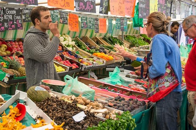 Food, Market